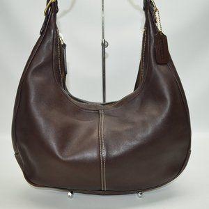 Coach Vintage Legacy West Zoe Leather Hobo 9591
